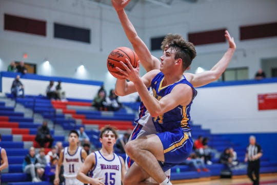Results from Friday's high school basketball games