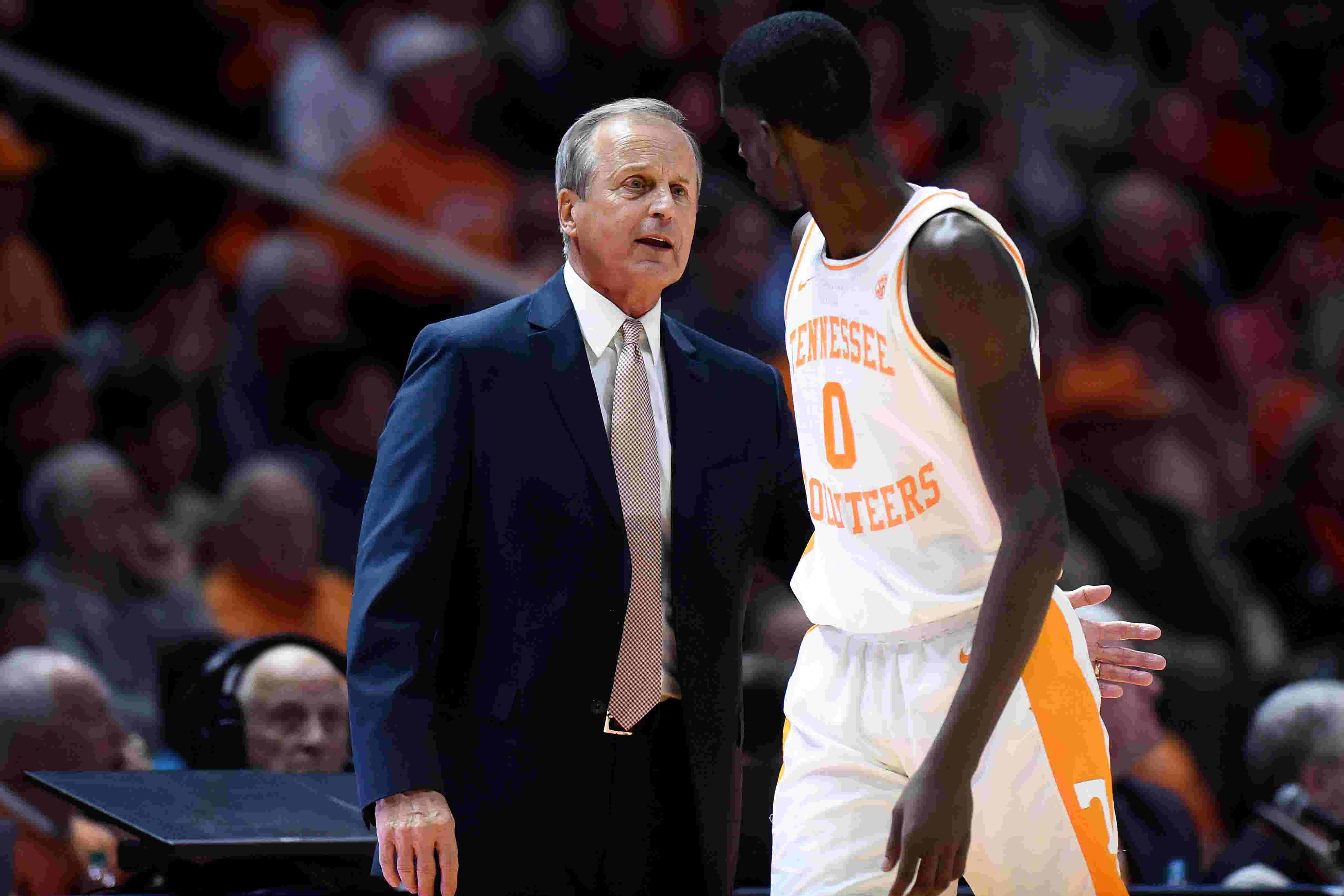 Rick Barnes on the future of Tennessee vs. Memphis basketball series