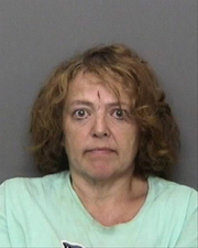 Karen Annette Souder. Date of birth: Feb. 2, 1966. Vitals: 5 feet, 4 inches, 165 pounds, brown hair, blue eyes. Charge: burglary