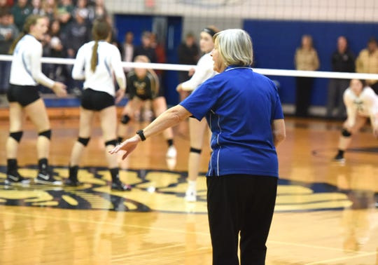 Sue Leonard wasn't sure what to expect from her Fort Defiance team this year after losing a lot of talent to graduation the year before.
