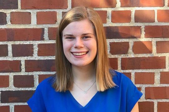 FSU Presidential Scholar Madelyn Johnson