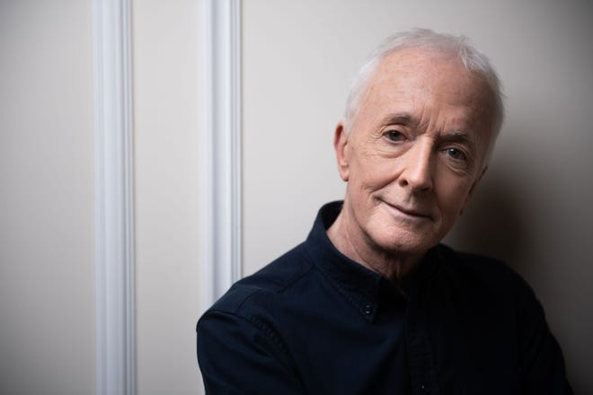 "British actor Anthony Daniels looked back on his experiences in the ""Star Wars"" galaxy with his new book ""I Am C-3PO."""