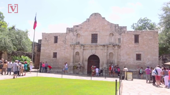 Alamo workers uncover human remains during archaeological exploration