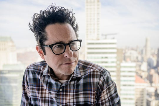 """Four years after beginning a new """"Star Wars"""" trilogy with """"The Force Awakens,"""" director J.J. Abrams closes out a nine-episode, 42-year saga with """"The Rise of Skywalker."""""""