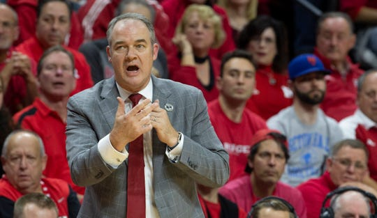 Rutgers men's basketball head coach Steve Pikiell has the Scarlet Knights on the cusp of the NCAA Tournament for the first time since 1991.