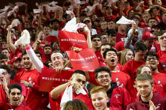 The RAC will be sold out yet again for Indiana.