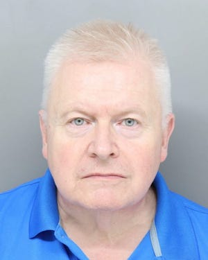 Mark E. Taylor, 60, of Westwood, is charged with theft, according to a press release from the Hamilton County Sheriff's Office.