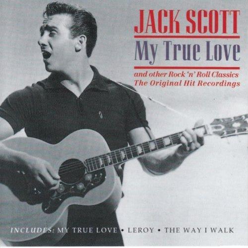 "Jack Scott's ""My True Love"" 1995 compilation"