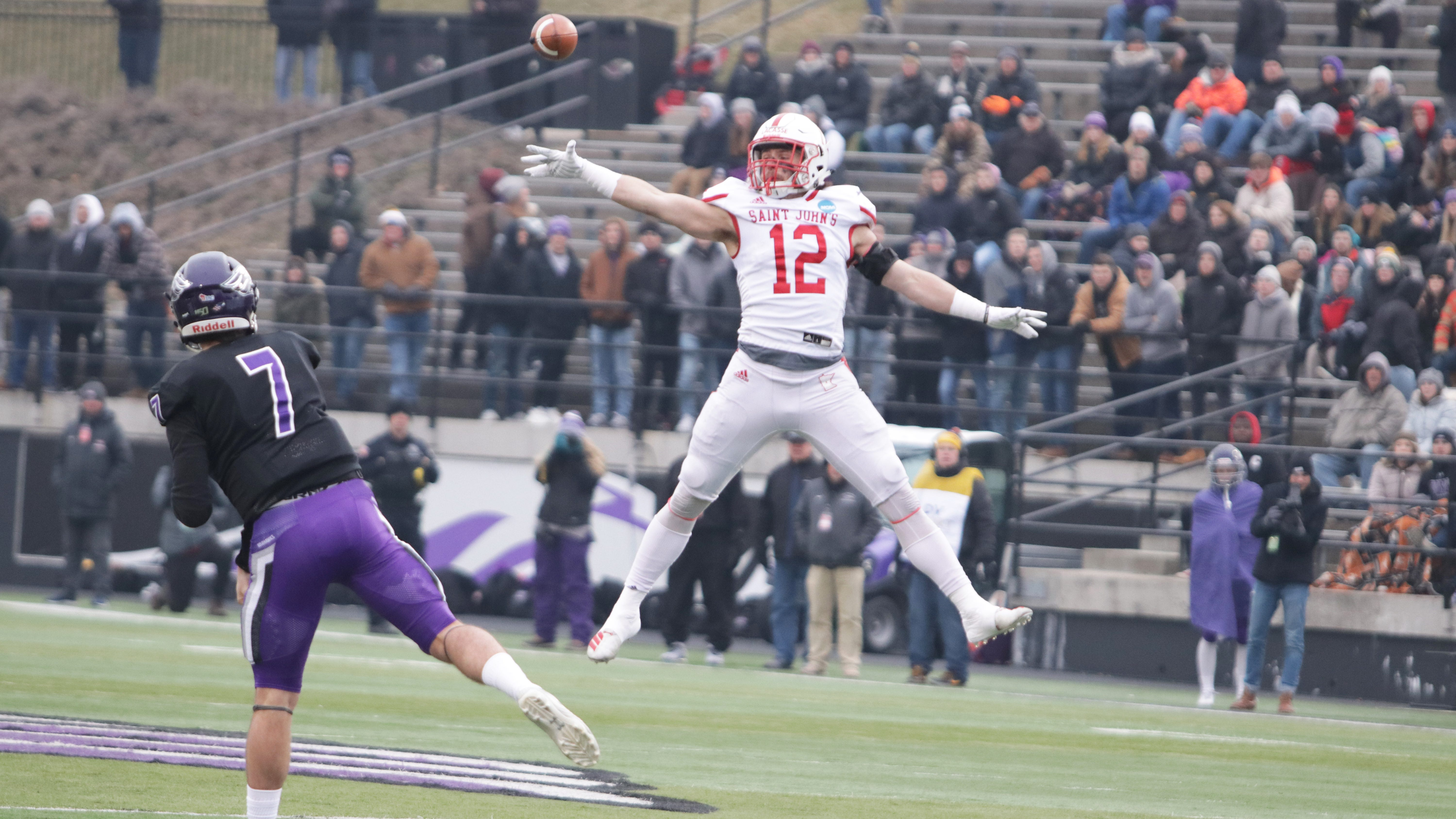 Johnnies out of playoffs after tough loss at UW-Whitewater