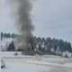 A fire destroyed the Catholic Church at the Rocky Boy reservation Saturday.