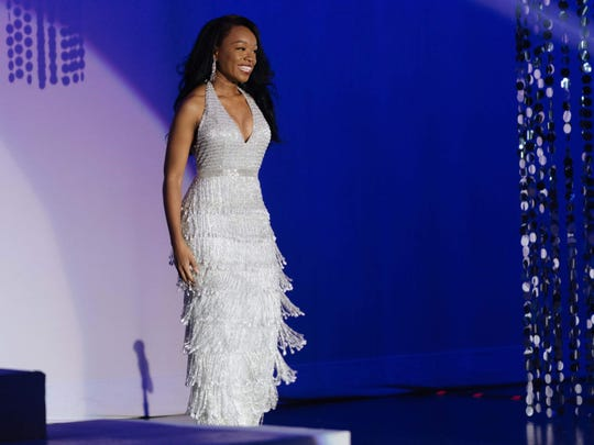 Indiana State University senior Tiarra Taylor will represent Indiana Dec. 19 at the Miss America competition.