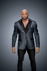 Batista will be inducted into the WWE Hall of Fame.