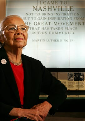 Nashville mourns death of civil rights activist and Democratic Party trailblazer Carrie Gentry