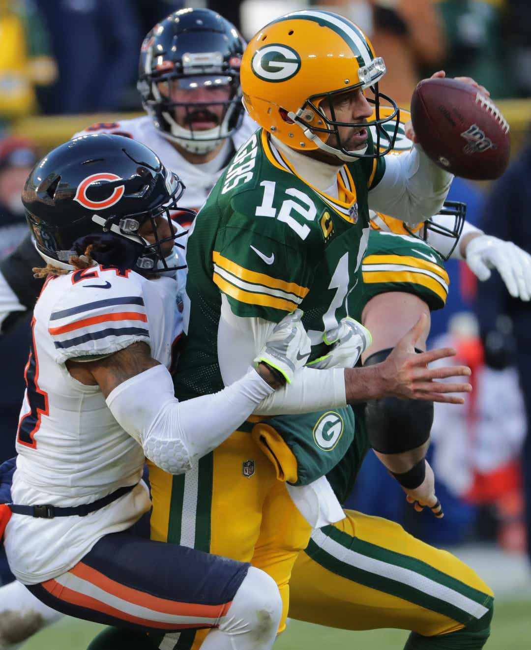Packers schedule reports: Green Bay to host Chicago on Sunday night after Thanksgiving 1