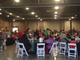 A holiday meal was a part of the 15th annual Christmas party hosted by Hope & A Future.