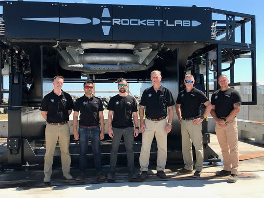 The recent installation of the launch platform at Rocket Lab's second launch site, Launch Complex 2, marks one of the final steps in the construction of the new pad being built by the Rocket Lab and Virginia Space teams. (Dec. 12, 2019)