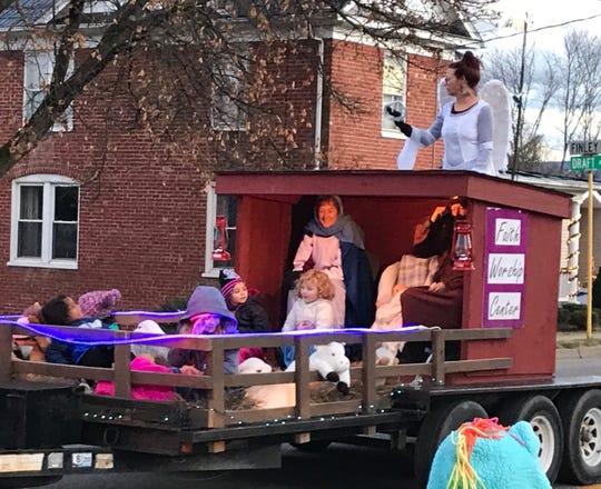 The annual Stuarts Draft Christmas Parade was held Saturday.