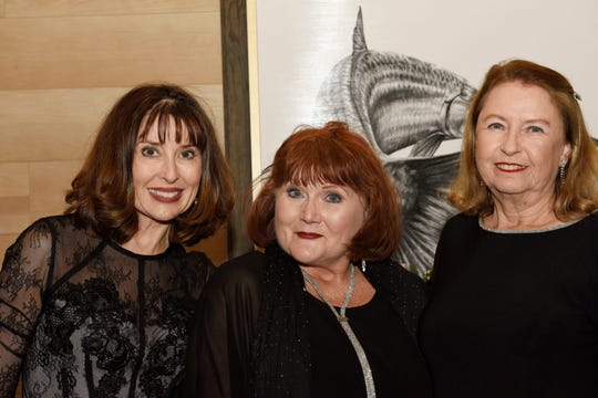 """""""The Ladies of Act III"""" entertainers featured Jeanette Bennett, left, Anna McNeely, and Debbie White."""