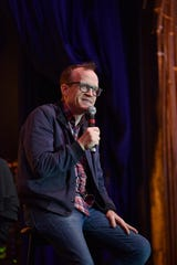 Chris Gethard performs onstage during Beautiful/Anonymous with Chris Gethard at Team Coco House during the New York Comedy Festival on Nov. 7, 2018 in New York City.