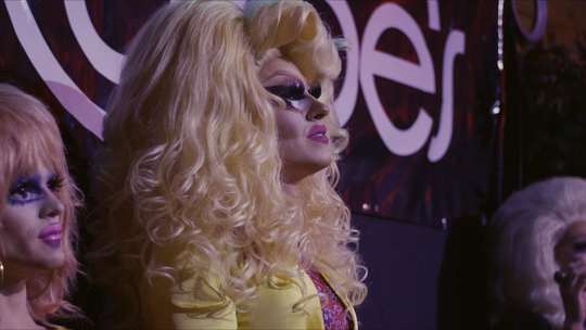 """Trixie Mattel in a scene from the documentary """"Trixie Mattel: Moving Parts,"""" directed by Nick Zeig-Owens."""