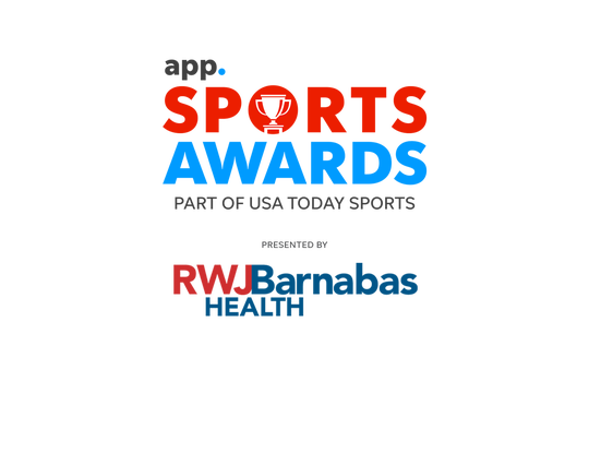 The #APPSportsAwards is sponsored by RWJBarnabas Health