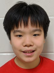 Ethan Yung of Manalapan-Englishtown Middle School