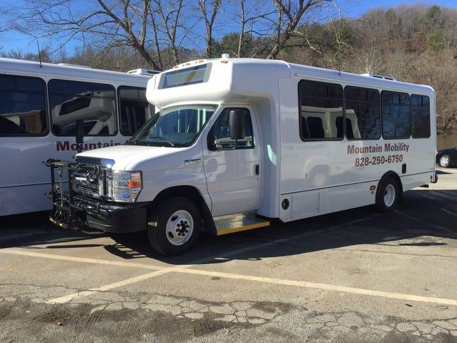 Mountain Mobility bus