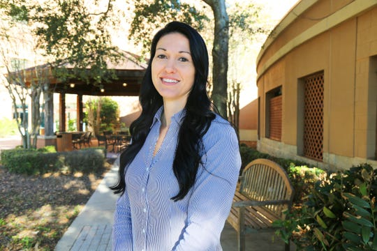 Kellie Way is a certified athletic trainerworking for Parrish Medical Group in Titusville.