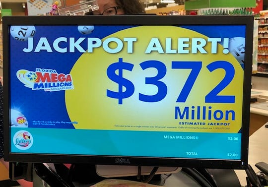 The Mega Millions jackpot is on the rise.