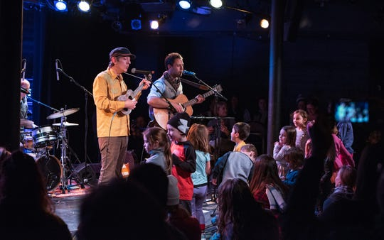The Mister Chris and Friends Band performs two shows New Year's Eve as part of the Highlight festival.