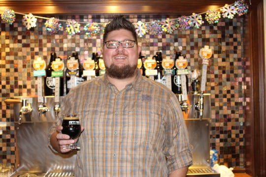 Del Hall did a beer-only fast during Lent in 2019.