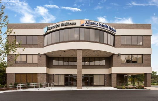 Hunterdon Healthcare and Atlantic Health System will share the former Bank of America building on Route 22.