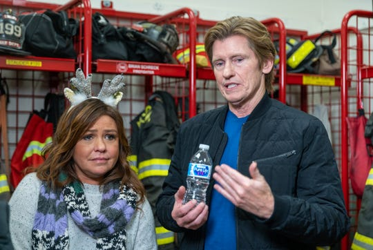 Department awarded a $25K grant from the Leary Firefighters Foundation to buy a training device used to teach how to properly use a fire extinguisher.
