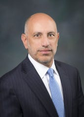 Nick Khouri was named Detroit Group Executive for Jobs and the Economy on Dec. 13, 2019. He starts Jan. 1 and will succeed Tom Lewand as the city's top economic development official.