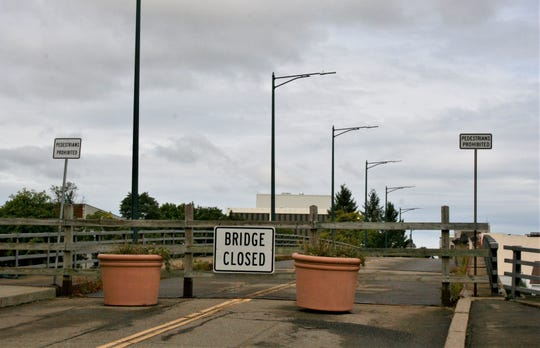 The Lake Street bridge in Elmira will reopen as a pedestrian walkway in 2020, providing another link over the Chemung River between the city's Northside and Southside.