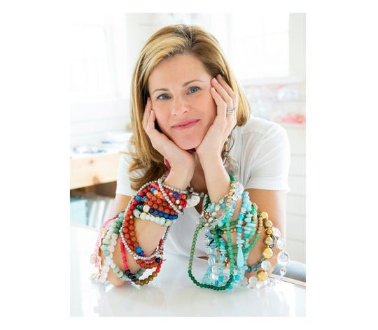 Brice Hipp is a jewelry designer based in Greenville.