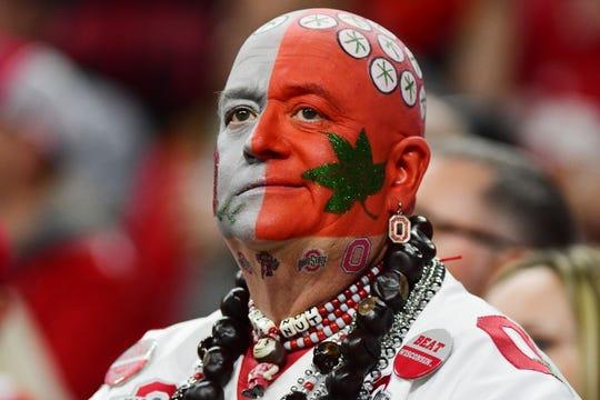 Ohio State Buckeyes fan