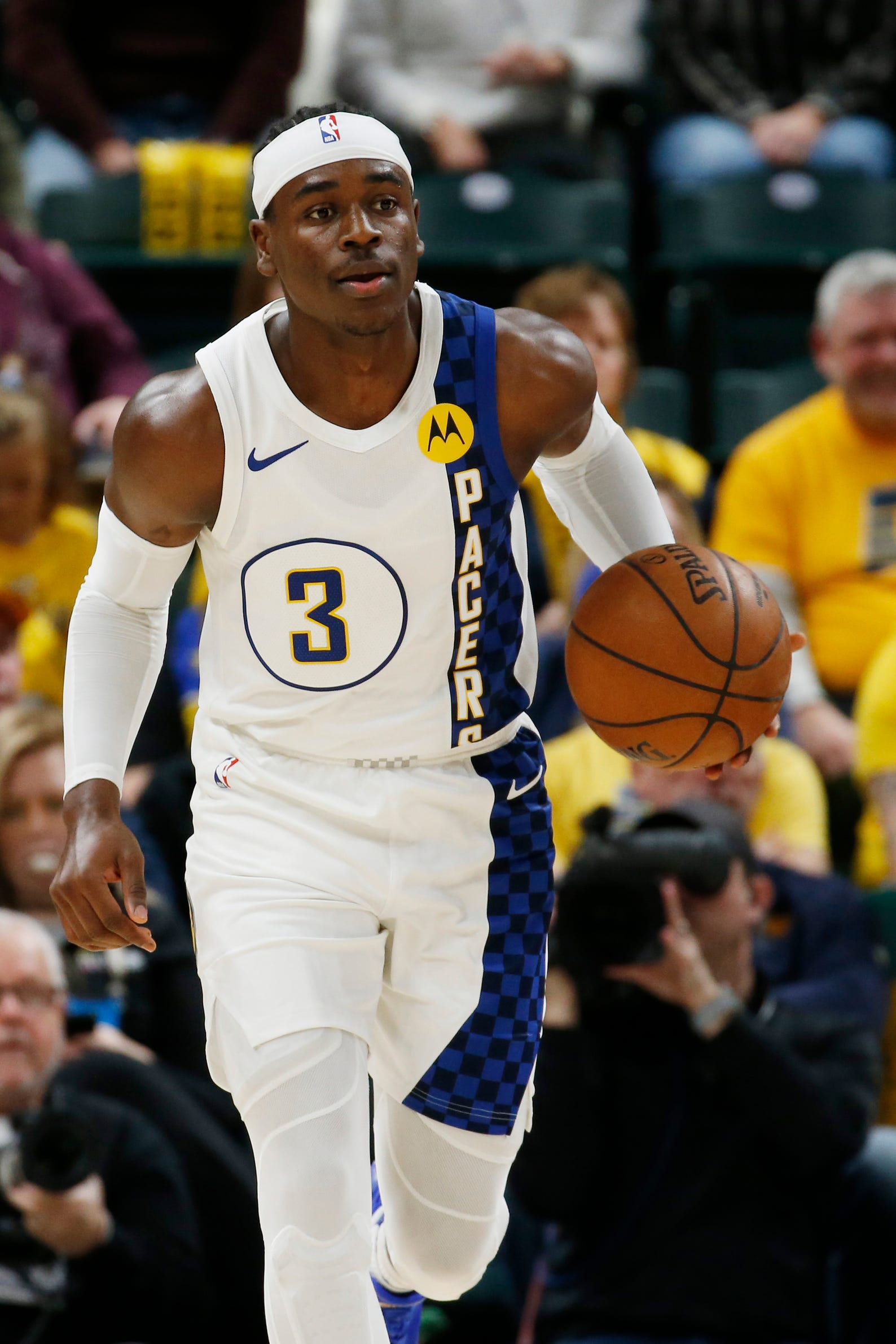 INDIANA PACERS HOST CHARLOTTE HORNETS IN NBA ACTION