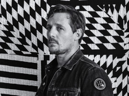 """Sturgill Simpson issued his """"Sound & Fury"""" album in September."""