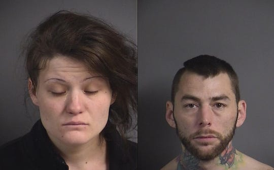 Wendie R. Beard, 23, and Joseph V. Kremer, 36, of Cedar Rapids face criminal mischief and theft charges in connection to an alleged incident on Dec. 13, 2019.