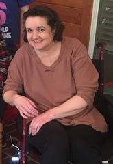 Amanda Evans, 51, of Pearl, Miss., was reduced to using a rolling walker by the time an administrative law judge overturned three previous denials for Social Security disability. Evans, who was diagnosed with multiple sclerosis in 1996, sought disability in 2014 and finally got it in 2016.