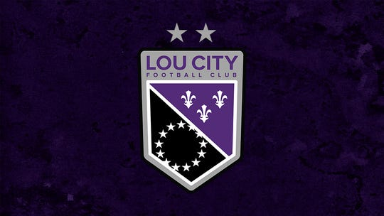 Louisville City FC logo design that was scrapped