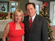 """Kirby Adams and Craig Hoffman host the 15th annual """"Songs of the Season""""  on WMYO and WKYI-TV and MY 94-1 FM"""