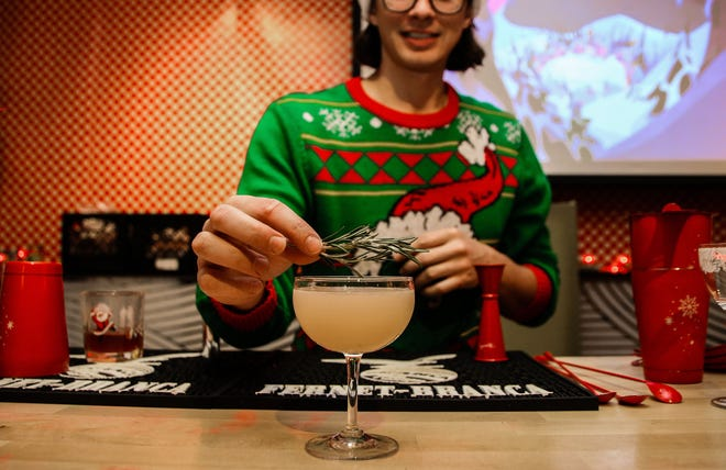 Miracleon Market, the beloved Christmas pop-up bar launched in New York City, has returned to Louisville inthe Green Building, 732 E. Market St.