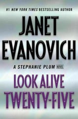 """Look Alive Twenty-Five"" by Janet Evanovich"
