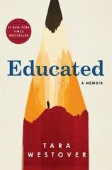 """""""Educated: A Memoir"""" by Tara Westover"""