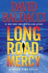 """Long Road to Mercy"" by David Baldacci"