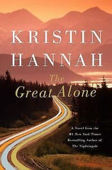 """""""The Great Alone"""" by Kristin Hannah"""