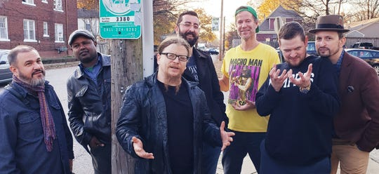After 20 years, Memphis band CYC reunites for a show at the Crosstown Theater on Saturday.