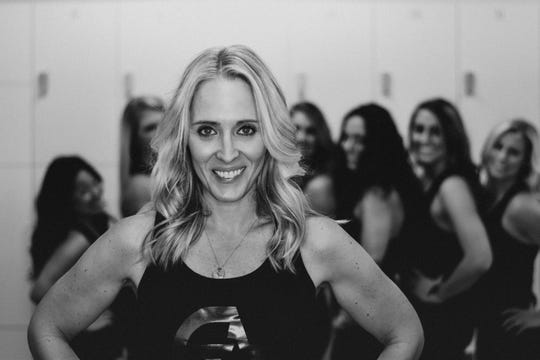 Natalie Rix recently opened a CycleBar location in Oconomowoc.